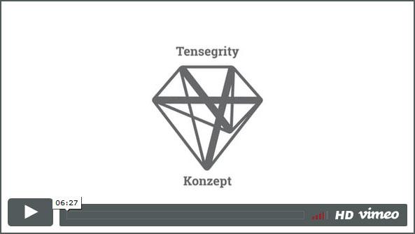 Tensegrity-Konzept